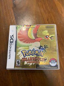 Pokemon HeartGold Version (Nintendo DS)