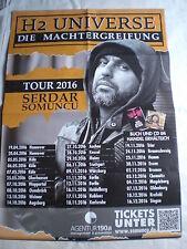 Konzertposter Serdar Somuncu Tour 2016