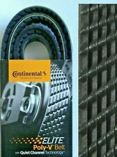 Serpentine Belt-AC/Power Steering Belt Continental Elite GATORBACK 4040377