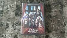 Addams Family DVD with custom artwork