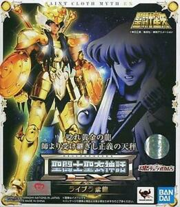 【Unopened】Saint Seiya Saint Cloth Myth EX Libra Shiryu BANDAI JAPAN Figure Anime