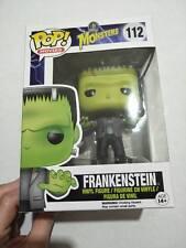 Funko pop vinyl #112 Frankenstein Monsters Frankenstien pop! movies