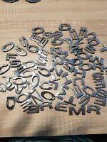 Ford focus cmax titanium mondeo sport badge lettering (MAXIE)