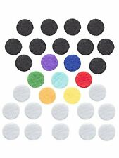 Aromatherapy Diffuser Pads for 25mm Necklace Pendant -Essential Oils Diffuser of