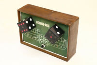 Vintage Galoob Strobe Dice Fully Automatic Dice Game Early Electronic AS IS