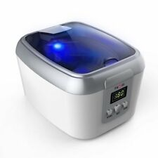 Famili FM8000WW Ultrasonic Polishing Jewelry Cleaner with Digital Timer for