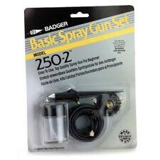 Badger 250-2 250 Spray Gun Basic Set Carded