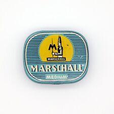 GRAMOPHONE NEEDLE TIN - Marschall - Medium Needles [NEEDLE TIN]