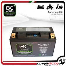 BC Battery - Batteria moto al litio per Yamaha TTR250 1999>2006