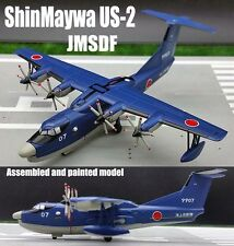 Japan JMSDF Shin Meiwa US-2 Flying boat aircraft 1:250 diecast Model plane