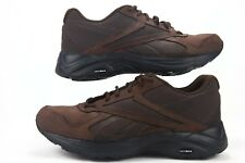 Reebok Men's Walk Ultra V DMX Max Walking Shoe Brown Size 11 AQ9222