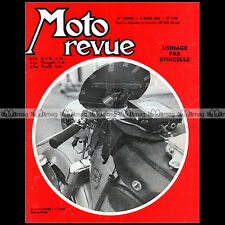 MOTO REVUE N°1486-c HARDY 250 CROSS SPECIALE BSA 250 C11 PEUGEOT TB PUCH SG 1960