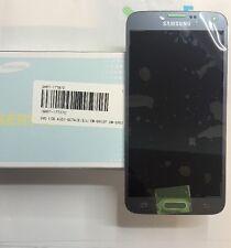 Original Samsung Galaxy S5 Neo, G903 conjunto de pantalla LCD de plata, F