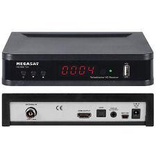 DVB-T2 Megasat 650 HEVC H.265 USB Entschlüsselungssyst freenet TV CA HD Receiver