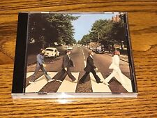 THE BEATLES ~ ABBEY ROAD CD ~ FACTORY SEALED WITH SECURITY STICKER !