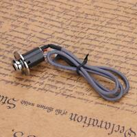 Acoustic Folk Guitar Pickup EQ Cable with 3Pin Output Plug 6.35mm Jack