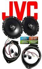 JVC Lautsprecher für CHEVROLET CRUZE ab 2009 Türen vorne 300 Watt 1720