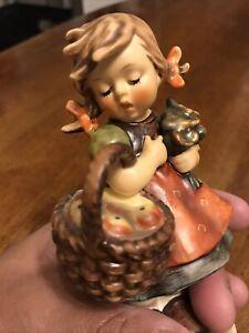 Autumm Harvest Goebel Figurine W.Germany Perfect Vintage