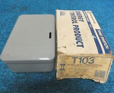 T103R Intermatic Mechanical Time Switch Water Heater Timer 24 Hour 40Amp 120Volt