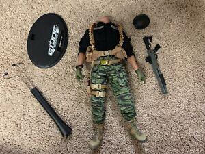 Sideshow Gi Joe Sixth Scale Flint outfit with custom body and parts No Head
