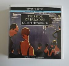This Side of Paradise: by F. Scott Fitzgerald - Unabridged Audiobook - 8CDs