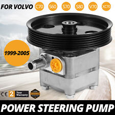 Power Steering Pump For Volvo C70 S60 S70 S80 V70 XC70 8251736 86833779 8251736