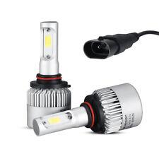 2 Bulbs Kit HB3 H10 9005 6000K LED 1060W 159000LM Combo Headlight High Low Beam