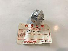 Tappo forcella - Bolt Front Fork Assembly - Honda CBR600F NOS: 51450-ML7-003