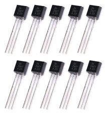 10 x 2N2907 PNP Bipolar General Purpose Transistor TO-92 2N2907A