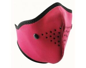 ZAN PINK NEO-X HALF MASK Three Bamboo filters included
