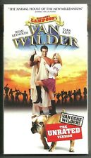 National Lampoons VAN WILDER 2002 VHS (Unrated Version)