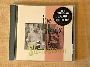 Joe Henry Shuffletown CD 1999 Mammoth Promo Copy Rare! Mint Condition