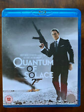 Quantum Of Solace Blu-Ray 2008 Daniel Craig James Bond 007 Film Klassisch