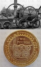 2004 PROOF £2 coin 200years of th Steam Engine two pounds Commemorative