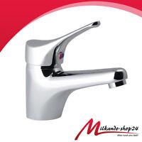 Niederdruck Einhebel Waschtischarmatur Wasserhahn Armatur  Mischbatterie Chrom