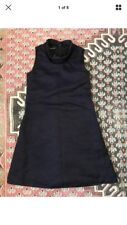 Emporio Armani Midnight Blue Dress Size Uk 10(US 6)