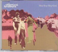 (BA392) The Chemical Brothers, Hey Boy Hey Girl 1999 CD