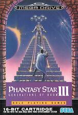 ## SEGA Mega Drive - Phantasy Star 3 - NEUWERTIG ##