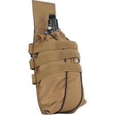 New Valken Paintball Tactical Universal MOLLE Tank Holder Vest Pouch  Desert Tan