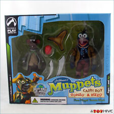 Muppet Show Cabin Boy Gonzo & Rizzo - Wizard World exclusive by Palisades Toys