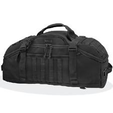 NEW! Maxpedition Doppelduffel Adventure Bag, Black 0608B