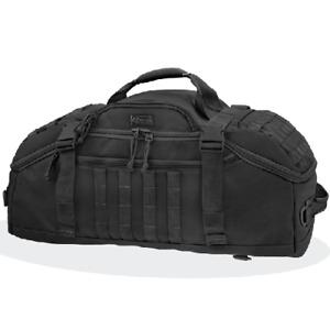 Maxpedition Doppel Duffel Tactical Adventure Travel Bag Black Large 0608B