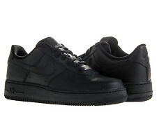 Nike Air Force 1 (GS) Black/Black Big Kids Basketball Shoes 314192-009 Size 6