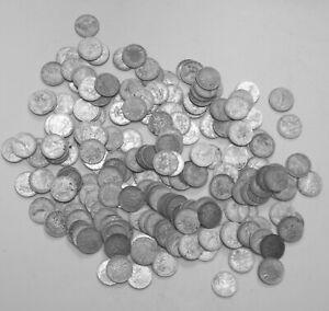 Lot de 192  Pièces de 1/2 FRANC (50 Centimes)  argent Semeuse