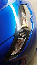 Ford/FPV FG headlight eyelid/ eyebrows suit FG series head light Grill XR F6 G6