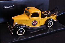 """Solido Ford Depanneuse 1:18 """"Dunlop Pneus"""" (AK)"""
