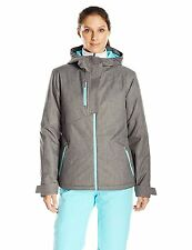 Spyder Women's Sojourn Jacket, Ski Snowboarding Winter Jacket, Size L, New