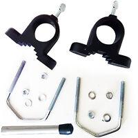 "U/V Bolt Mounting Bracket Adapters For 1"" Mast - Portable Aerial/Satellite Dish"