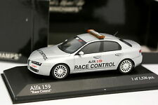 Minichamps 1/43 - Alfa Romeo 159 Gara Controllo
