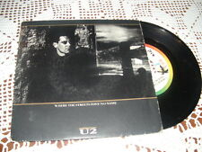 """U2 """" WHERE THE STREETS HAVE NO NAME + 2  """" ITALY'87"""